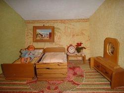 bedroom, maker unknown