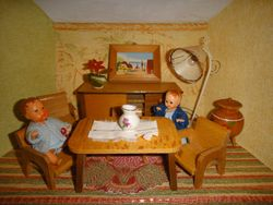 diningroom, maker unknown