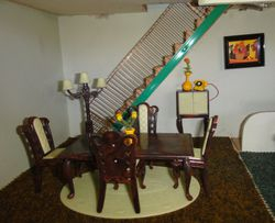 Combex diningroom