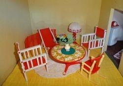 Combex garden furniture in the veranda