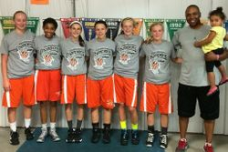 2014 Noahs Ark End of Summer 13U Girls Champs