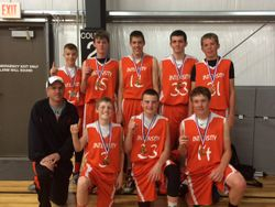Cornsharks Memorial Classic 8th Boys Champs