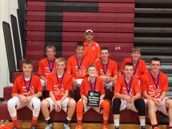 June 2014 Capital City Classic MAYB 8th Grade Champs