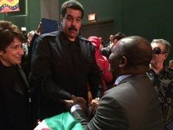Maduro Meeting