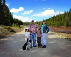 Big Horn Mts, Wyoming
