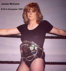 Jackie McCann