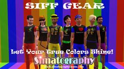 SIFF Gear Colors Ad