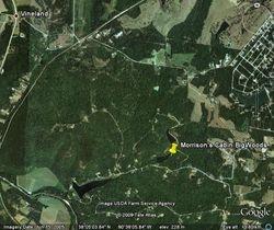 View of BigWoods, Google Earth