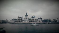 The parliament - Budapest
