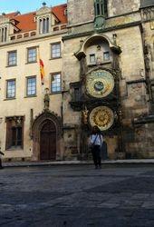 Prague Astronomical Watch