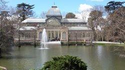Palacio Cristal, Retiro, Madrid