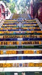 Escadaria Selaron, Rio