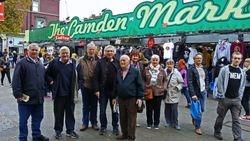 AoH Visit Camden Market 2016
