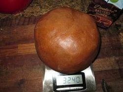 3 kg deeg