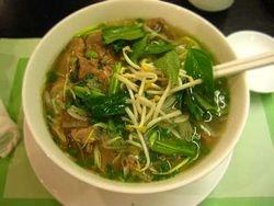 Pho Vietnamese noedelsoep