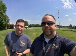 Our photographer, thanks Corey!