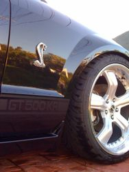 2008 Mustang GT Custom Convertible