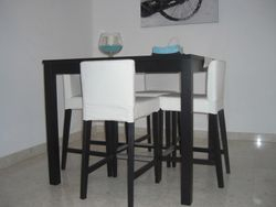 Table & Chairs (high) - AED 1150