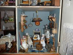 Late 1800's House Kitchen