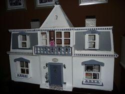 """1970's handbuilt  house """"Seagulls"""""""