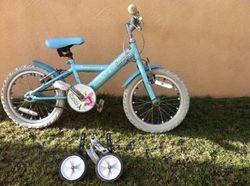 Girls Bike 3-6years 200DH