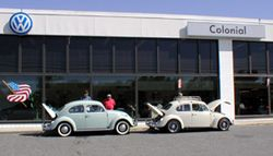 Colonial VW Open House 2002