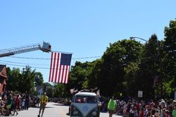 4th of July parade (Raymond NH 2016)