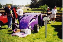 the first Volks-Vair Fair 2000