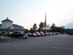 cruise night bookstone derry nh 7/27