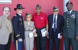 MILITARY HEROES PROJECT