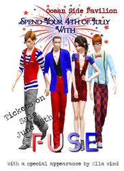 Fuse 4th of July Concert Announcement