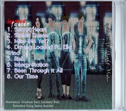 Fuse Back Album Cover