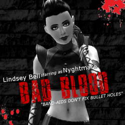 Lindsey Bell as Nyghtmare