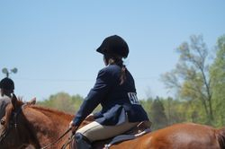 Where's The Best Seat in the House? On Your Horses Back<3