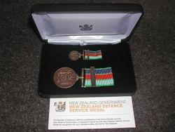 NZ Defence Service Medal