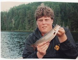 Speckled (Brook) Trout Ontario CAN