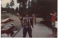 Mooseland  Pike and Walleye, 1982