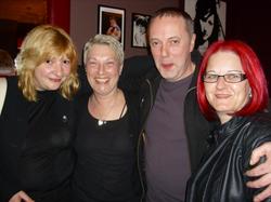 Suz / Gill / Mike / Elaine