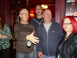 Bill / Germo / Alan / Elaine