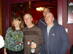 Tracy / Bill / Germo / Alan