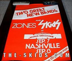 Skids Nashville Poster