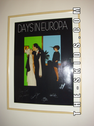 Days In Europa Remix Signed