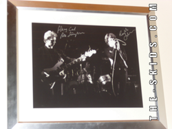 Early Photo Signed