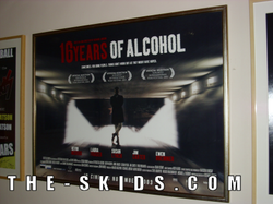 16 Years Of Alcohol Signed