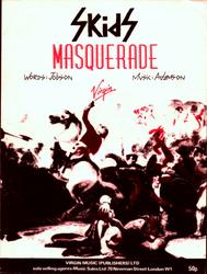 Masquerade Front