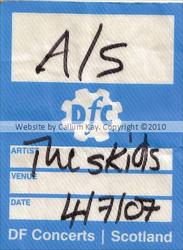 Skids Glen Pavilion 04.07.07 A/S