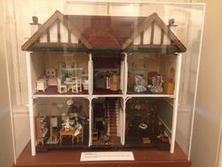 Early 20th Century Dolls' House