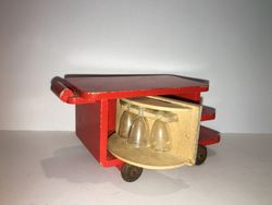 Zoe's Cohham Finds - Dregeno Trolley