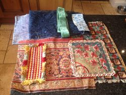 Rugs and Fabric