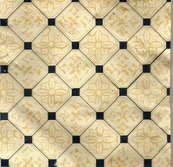 Patterned tile Pic 1